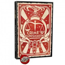 Firefly: The Game - Crime & Punishment Expansion - разширение за настолна игра