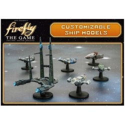 Firefly: The Game - Customizable Ship Models Expansion - разширение за настолна игра