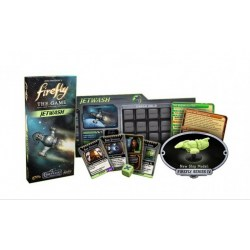 Firefly: The Game - Jetwash  Expansion - разширение за настолна игра
