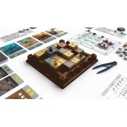 Fossilis (Retail Edition, 2020) Board Game