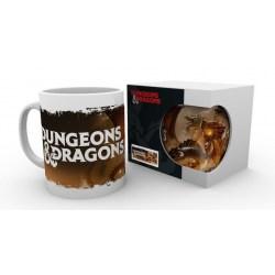 GBeye Mug: Dungeons and Dragons - Tiamat в Подаръци