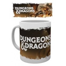 GBeye Mug: Dungeons and Dragons - Tiamat