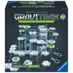 GraviTrax Pro Starter Set Vertical (мултиезично издание) в GraviTrax