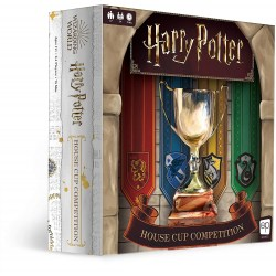 Harry Potter: House Cup Competition - настолна игра