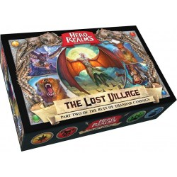 Hero Realms Deckbuilding Game: The Lost Village Campaign Deck Board Game