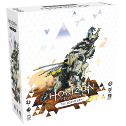 Horizon Zero Dawn: The Board Game (2020) Board Game