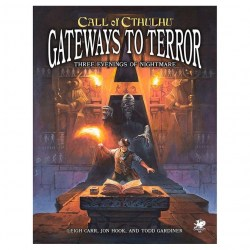 Call of Cthulhu RPG: Gateways to Terror + PDF in Other RPGs