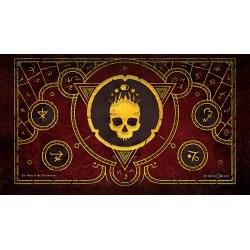 Infinite Black: Mark of the Necronomicon Premium Stitched Playmat (59x36cm) в Аксесоари