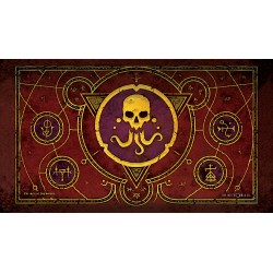 Infinite Black: The Seal of Yog-Sothoth Premium Stitched Playmat (59x36cm) в Аксесоари