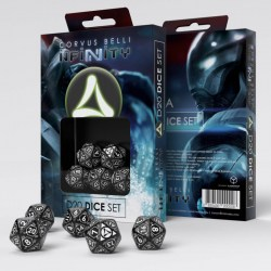 Infinity: The Game - Tohaa D20 Dice Set in Infinity: The Game