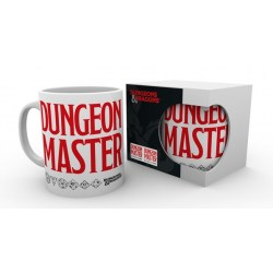 Керамична чаша - GBeye Mug: Dungeons and Dragons - Dungeon Master