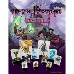 Kobold Press: Tome of Beasts 2 Pawns for D&D 5th Edition в D&D и други RPG / Pathfinder / D&D Pawns