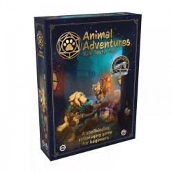 Animal Adventures RPG - Starter Set в D&D и други RPG / Други RPG