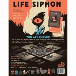 Life Siphon (2019) Board Game