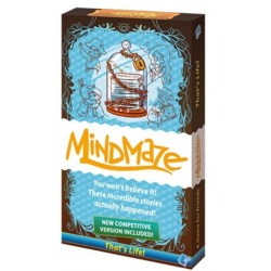 MindMaze: That's Life (2012) Board Game