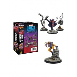 Marvel: Crisis Protocol – Magneto and Toad Expansion (2020) в Marvel: Crisis Protocol