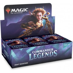 MTG: Commander Legends Booster Box (Booster Display, 24 boosters)