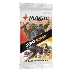 MTG: Jumpstart Booster (1 бустер) в Magic: the Gathering