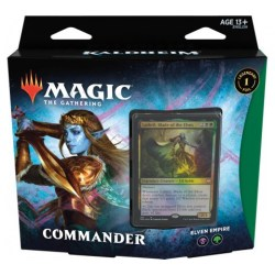 MTG: Kaldheim Commander Deck: Elven Empire в Magic: the Gathering