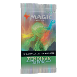 MTG: Zendikar Rising Collector Booster (1 бустер) в Magic: the Gathering