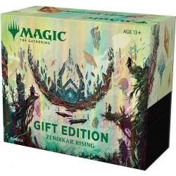 MTG: Zendikar Rising Gift Bundle (10 бустера, 1 Collector бустер)