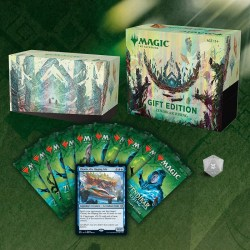 MTG: Zendikar Rising Gift Bundle (10 boosters, 1 collector booster) in Magic: the Gathering