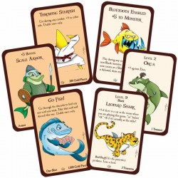 Munchkin: Something Fishy Expansion (2020) Board Game