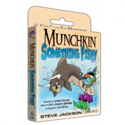 Munchkin: Something Fishy Expansion (2020) - разширение за настолна игра