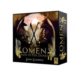 Omen: Heir to the Dunes (2020) - настолна игра за двама