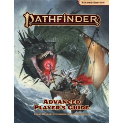 Pathfinder RPG 2nd Edition: P2 Advanced Player's Guide in Pathfinder 2nd Edition Books