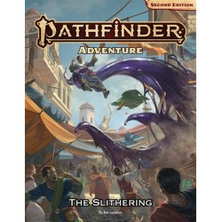 Pathfinder RPG Second Edition: Adventure Path - The Slithering in Pathfinder 2nd Edition Books