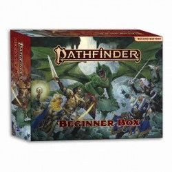 Pathfinder RPG Second Edition: Beginner Box в D&D и други RPG / Pathfinder 2nd Edition