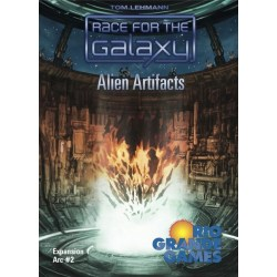 Race for the Galaxy: Alien Artifacts Board Game