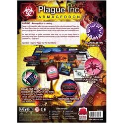 Plague Inc.: Armageddon (2019) - разширение за настолна игра