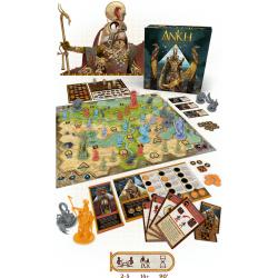 (Pre-order) Ankh: Gods of Egypt (2021) - настолна игра
