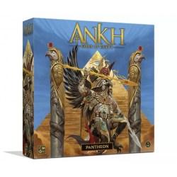 (Pre-order) Ankh: Gods of Egypt – Pantheon Expansion (2021) - разширение за настолна игра
