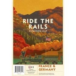 Ride the Rails: France & Germany Expansion (2020) - разширение за настолна игра