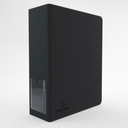 Gamegenic Prime Ring-Binder: Black in Gamegenic