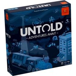 Rory's Story Cubes - Untold: Adventures Await (2017) - настолна игра