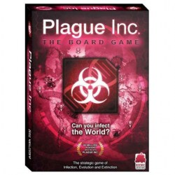 Plague Inc: The Board Game (2016) Board Game