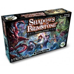Shadows of Brimstone: Swamps of Death (REVISED EDITION) - кооперативна приключенска игра