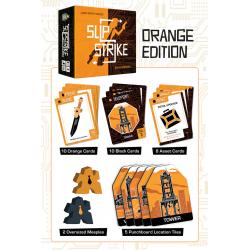 Slip Strike Orange Edition (2020) Board Game