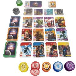 Splendor Marvel (2020) - настолна игра