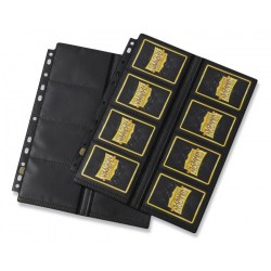 Dragon Shield 16-Pocket NonGlare  - Center Loader Pages (1) in Binders & portfolios