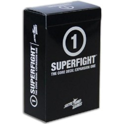 Superfight: The Core Deck - Expansion One (2015) Board Game