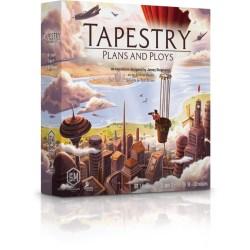 Tapestry: Plans and Ploys Expansion (2020) - разширение за настолна игра