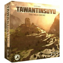 Tawantinsuyu: The Inca Empire (2020) Board Game