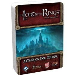 The Lord of the Rings: The Card Game - Attack on Dol Guldur Standalone Scenario Board Game