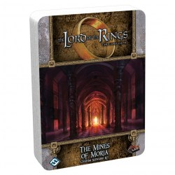 The Lord of the Rings: The Card Game -  The Mines of Moria Custom Scenario Kit (2020) Board Game