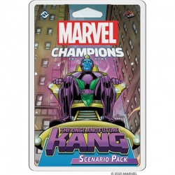 Marvel Champions: The Card Game - The Once and Future Kang Scenario Pack Board Game